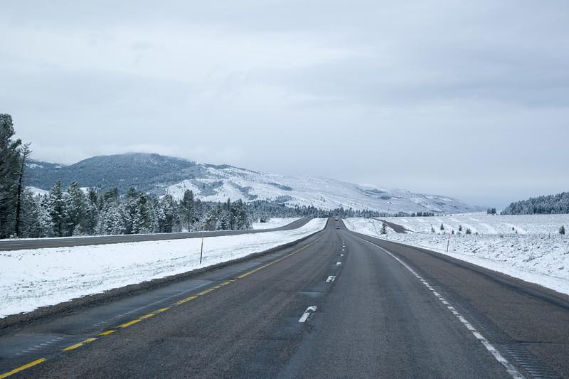 I-15 Northern Idaho