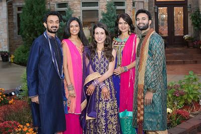 Abhayjit-Dodie Pre Wedding Parties