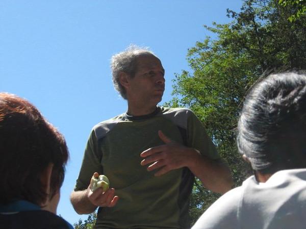 Lac en croix  (10 septembre 2011)