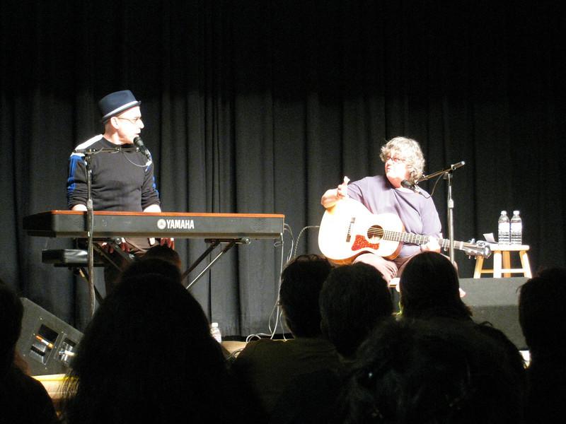 Seattle - March 2009 Cheryl Wheeler in concert in Seattle