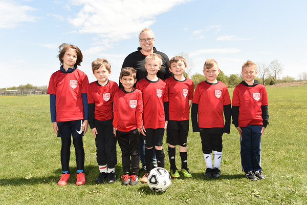 U8 Boys Team 2 Tillery