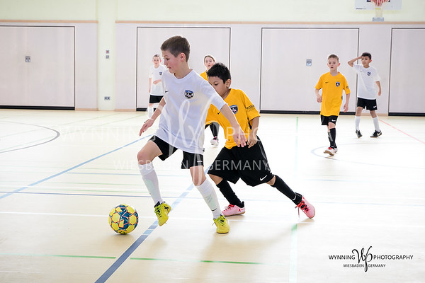 U11 - KMC District (white) vs. Wiesbaden