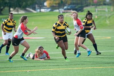 2016 Michigan Women's Rugby 10-29-16