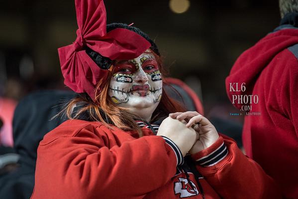 Oakland Raiders vs Kansas City Chiefs 01/03/16