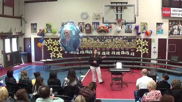 VIDEO - Miss Christine's Music Show