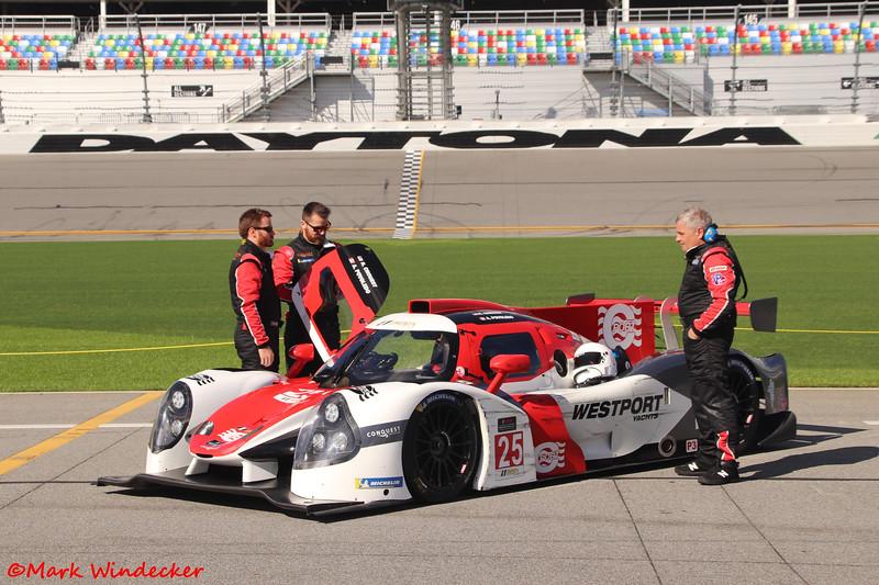 Conquest Racing Ligier JS P3