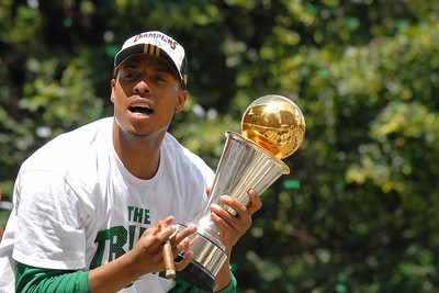 Boston Celtics Parade 2008