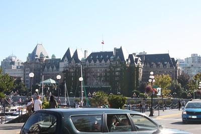 Victoria BC August 2011