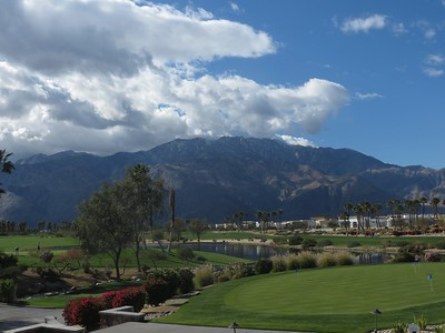 Palm Springs/So CA 1-18 thru 1-23-18