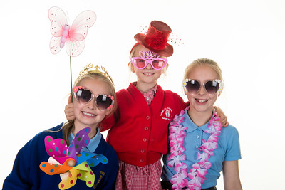 Thelwall Juniors - Photo Booth 2017