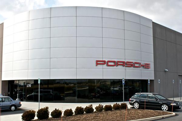 Porsche Tech Tactics 2012