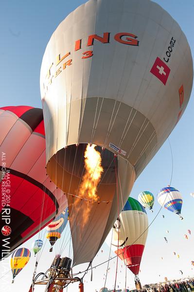 Mati - Breitling Balloon Fiesta