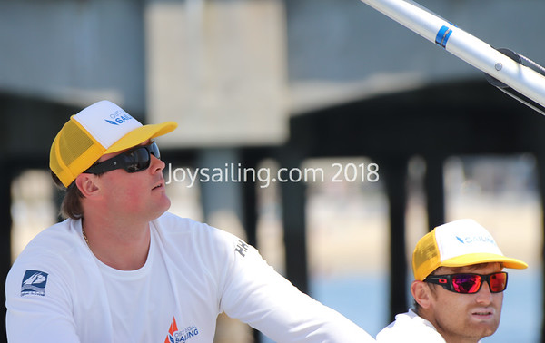 Day 2 of the 2018 Ficker Cup