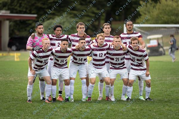Philadelphia University Men's Soccer vs Felician