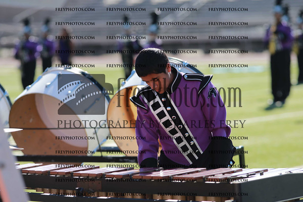 Madera South HS Stallion Band