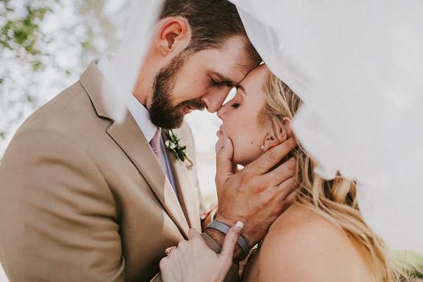 Brandon + Lindsey | Phoenix Wedding
