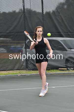 19-02-13 Girls Tennis vs. CRHS