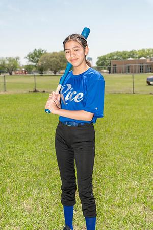 Rice Juniors Softball