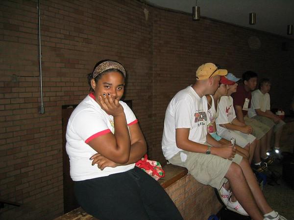 2004-07-19: Band Camp