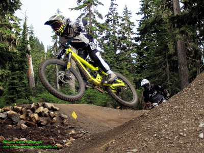 Stevens Pass Bike Park 8-2-14