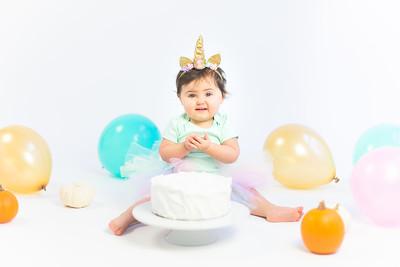 Nora's Cake Smash