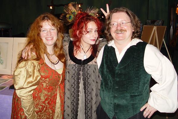 Labyrinth Masquerade Ball 2003