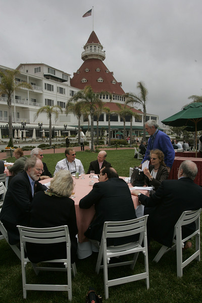 Lunch on the Windsor Lawn