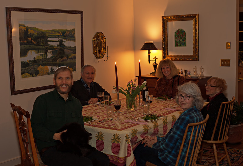 Mom's B'day dinner 2017