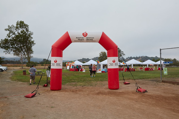 Heart Walk - Marin 2018