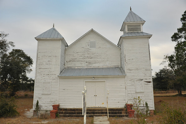 Needwood Church 01-20-12