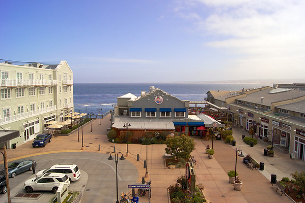 Monterey - Cannery Row