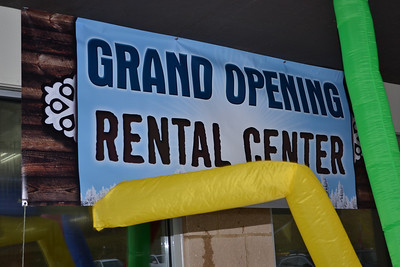 Grand Opening Rental Center