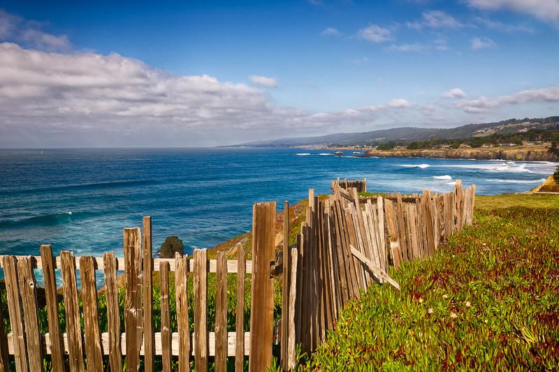 Sea Ranch Fence 1