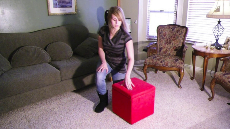 Spiers Red Ottoman.mov