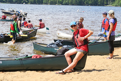 Adirondack Canoe Trip 2016