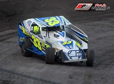Orange County Fair Speedway - 5/15/21 - Jason Traverse