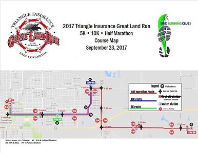ERC Great Land Run 2017