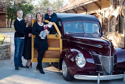 The Davis Family 2015