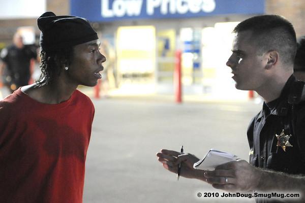9/21/2010 Wal-Mart Theft