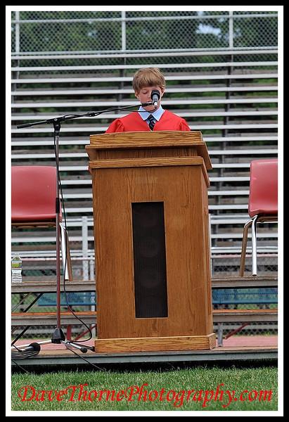 OTIS 2012 Graduation - Commencement Speeches, Candids and Post ceremony