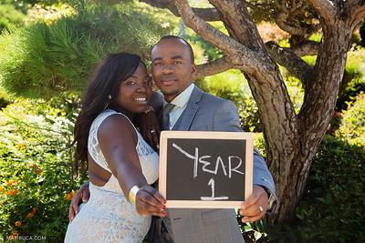 ANNIVERSARY WEDDING | AMINAT & IKENNA