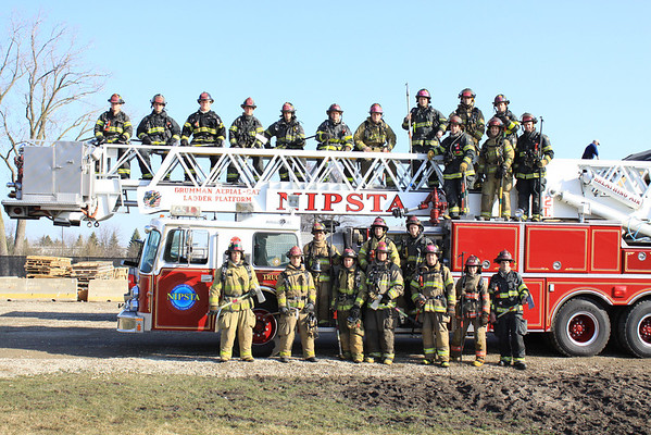 Nipsta Fire Acdemy Winter 2012 Finale Live Fire Day