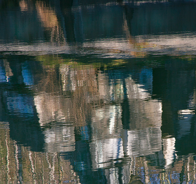 Quarry Reflections, Manchester, Vermont, 2012