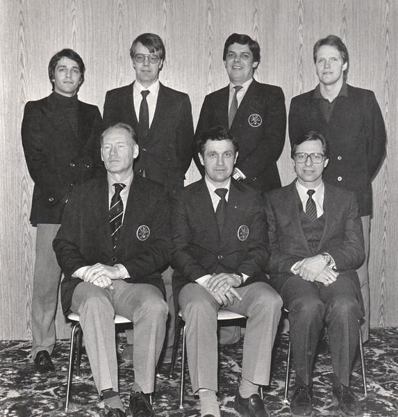 Stjórn GR 1983-5