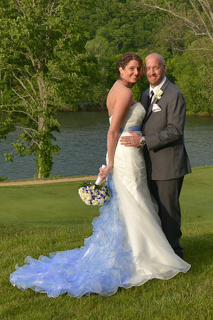 Pete Dye River Course Weddings - Laura & Jeffrey