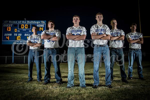 Bulldog Seniors 2014
