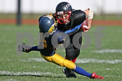10/11/2009 - Northport Youth Football - Northport, NY