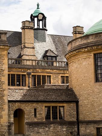 Oxford, Aug 2016