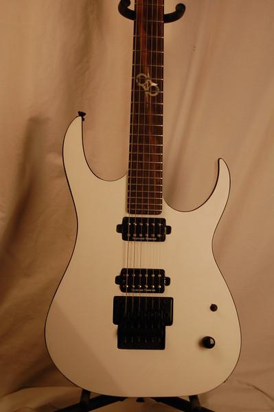 """6 string 27.5"""" scale """"Solar6"""" Cobra"""