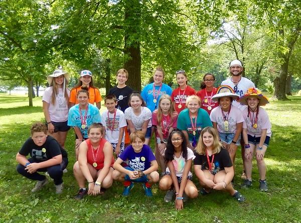 IAJHSC 2019 Summer Leadership Camp